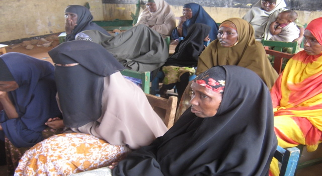 WOMEN RIGHTS EDUCATION IN NORTHERN KENYA